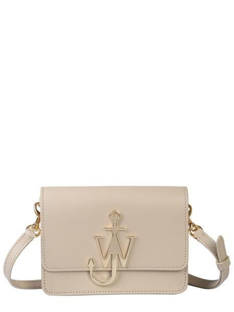 J.W. Anderson Anchor Logo Bag in beige
