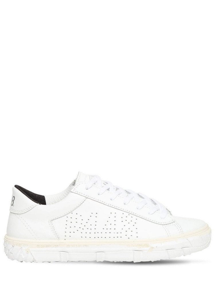 P448 20mm Y.c.s.l. Leather Sneakers in white