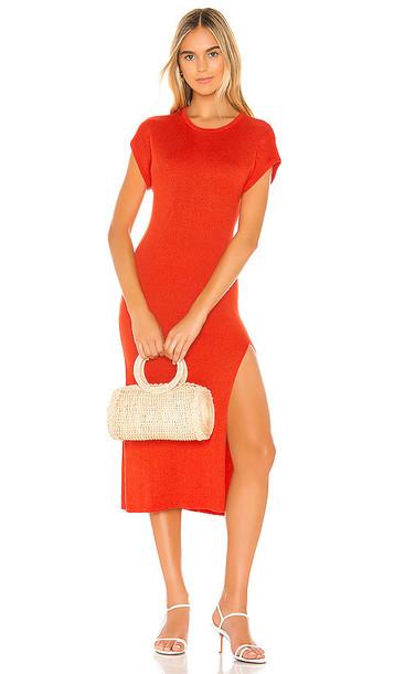 Tularosa Tori Dress in Red