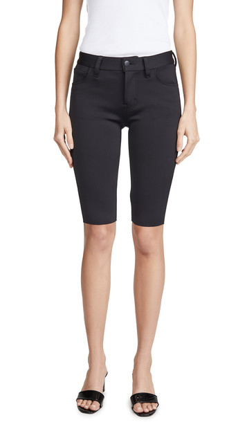 J Brand Bermuda Shorts in black