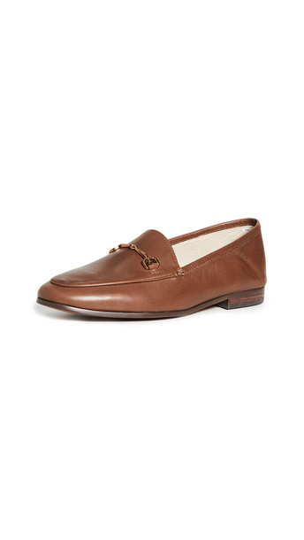 Sam Edelman Loraine Loafers in brown