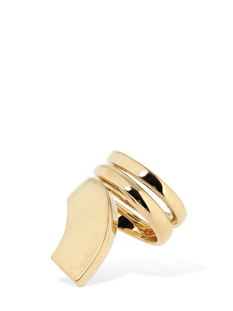 GIVENCHY Twist Ring in gold