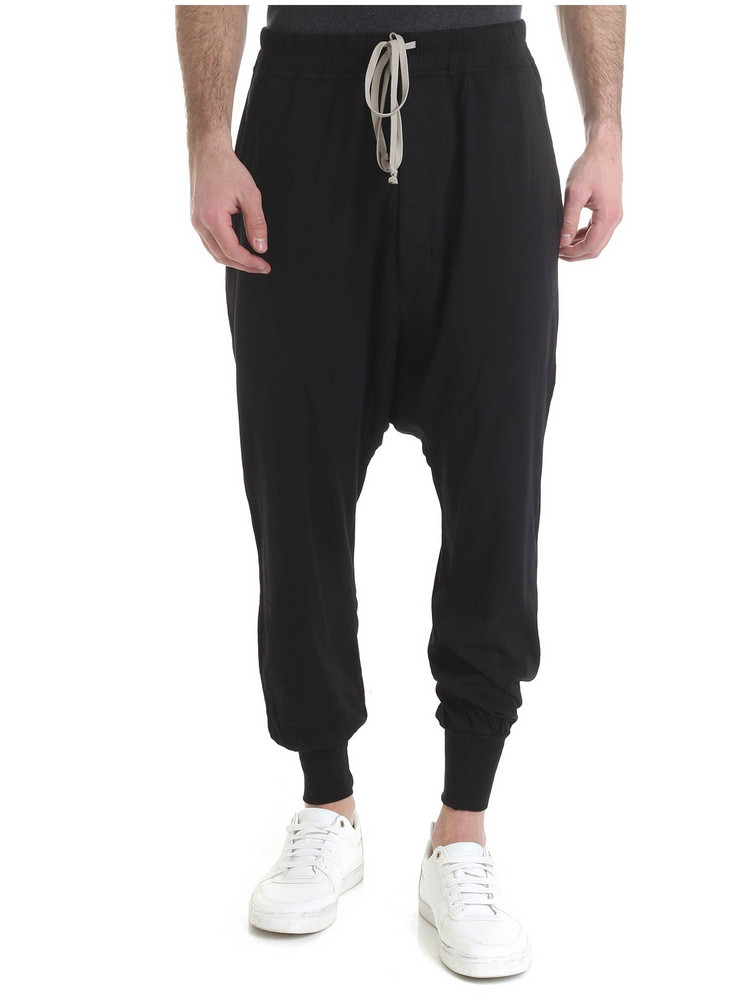 Acne Studios Black Elodie Lounge Pants