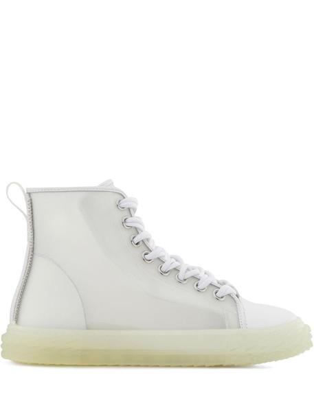 Giuseppe Zanotti Blabber sneakers in white