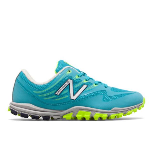 New Balance Minimus Golf 1006 Women's Golf Shoes - Blue/Grey/Green (NBGW1006B)