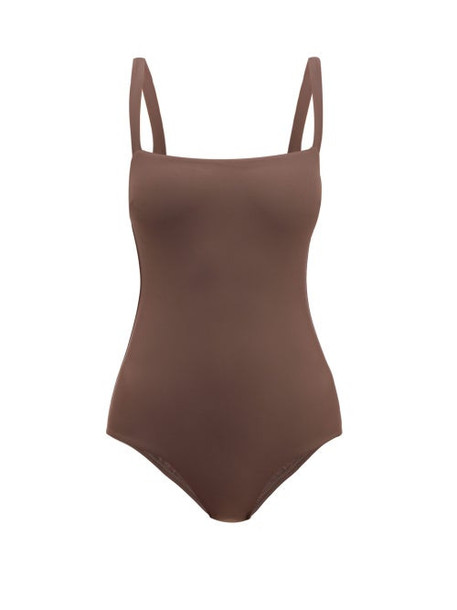 Matteau - The Square Swimsuit - Womens - Nude