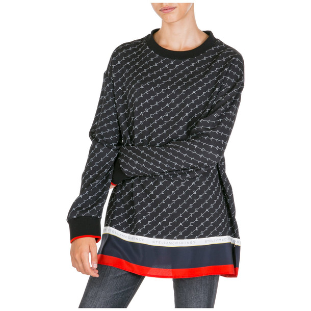 Stella McCartney Sweatshirt in nero