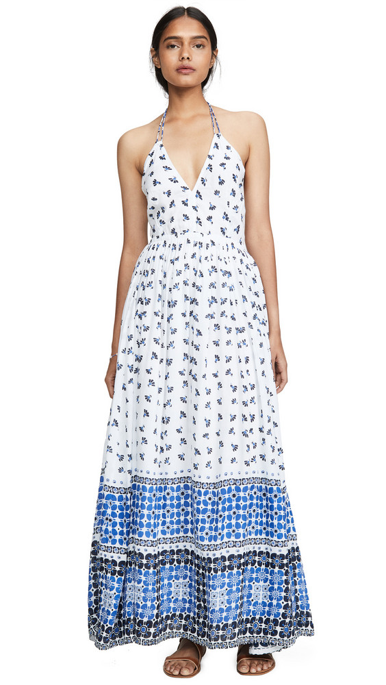 Roller Rabbit Marble Lois Dress in blue
