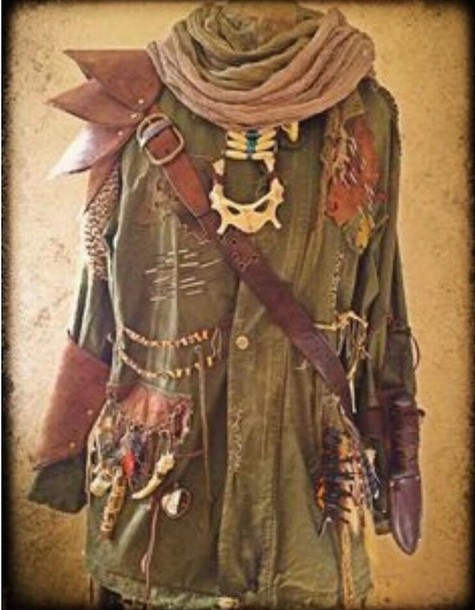 jacket bohemian hippie gypsy coat hippie / bohemian / pay pixie