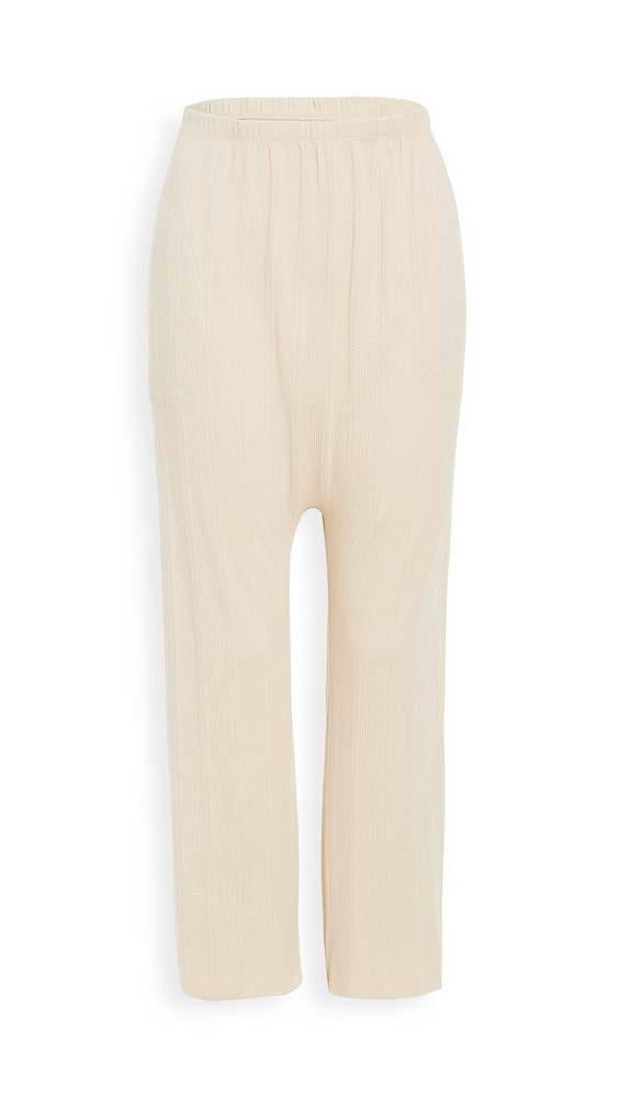 THE GREAT. THE GREAT. The Lounge Crop Pants