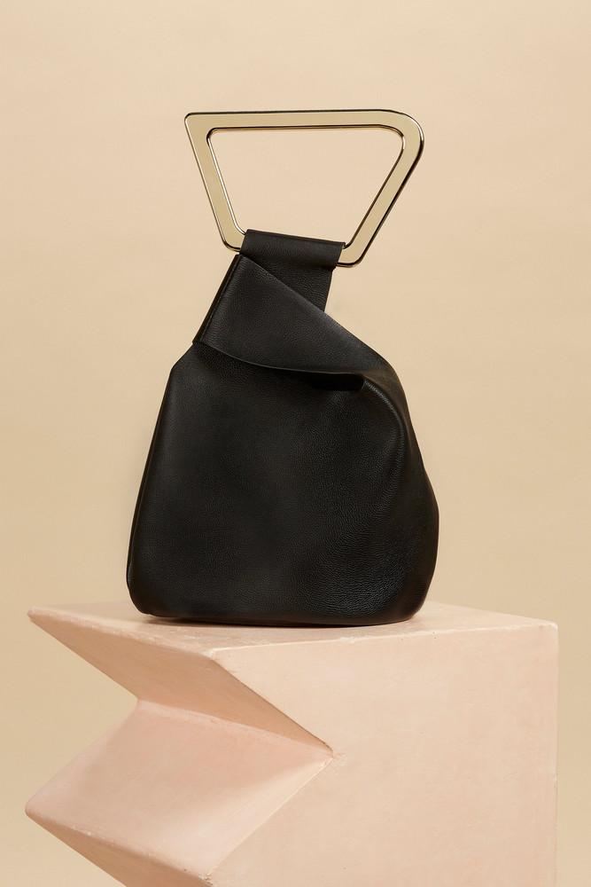 Cult Gaia Astraea Bag - Black (PREORDER)                                                                                               $398.00 USD