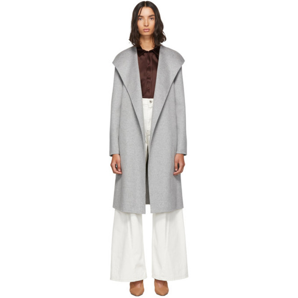 Joseph Grey New Lima Coat