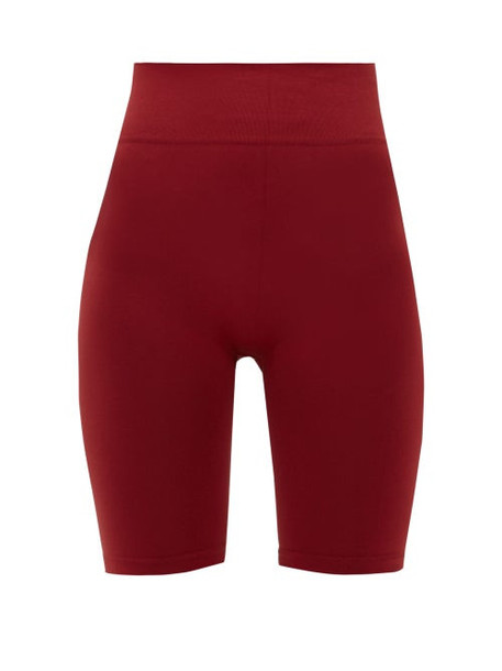 PRISM² Prism² - Open Minded Cycling Shorts - Womens - Red