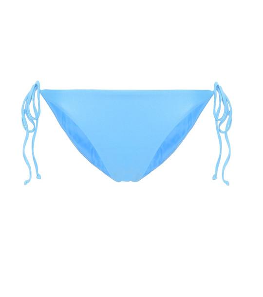 Jade Swim Ties bikini bottoms in blue