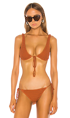 LPA Mystique Top in Rusty Orange from Revolve.com