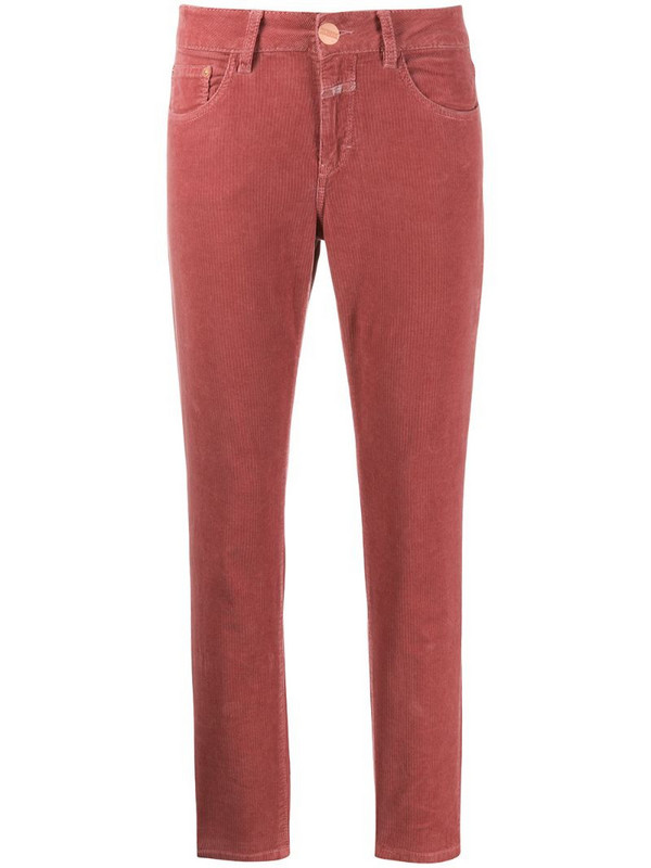 Closed corduroy jeans in pink