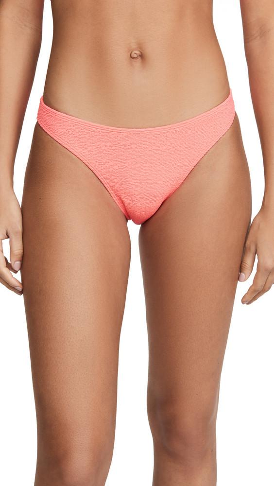 MIKOH Rangiroa Bikini Bottoms in pink