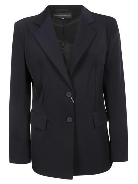 Maison Margiela Single Breasted Blazer in black