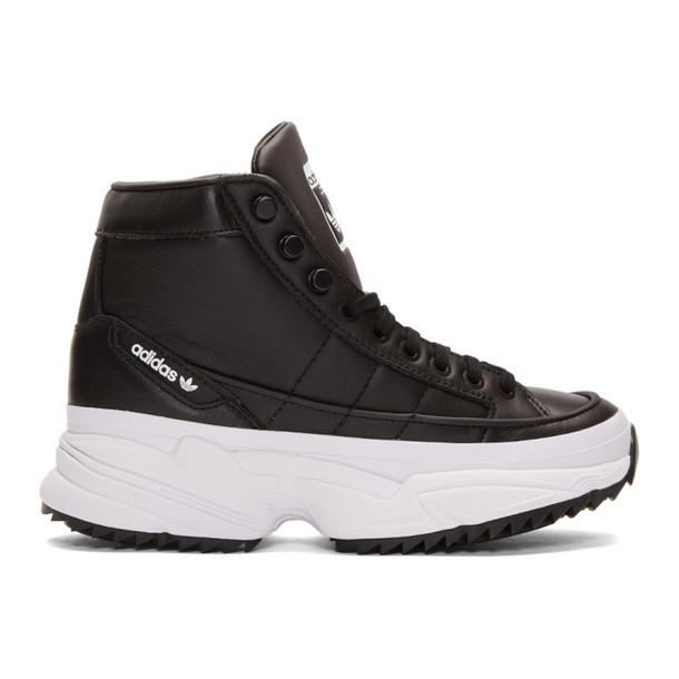 adidas Originals Black Kiellor Xtra Sneakers
