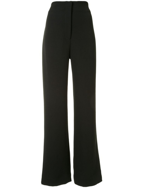 Manning Cartell wide-leg trousers in black