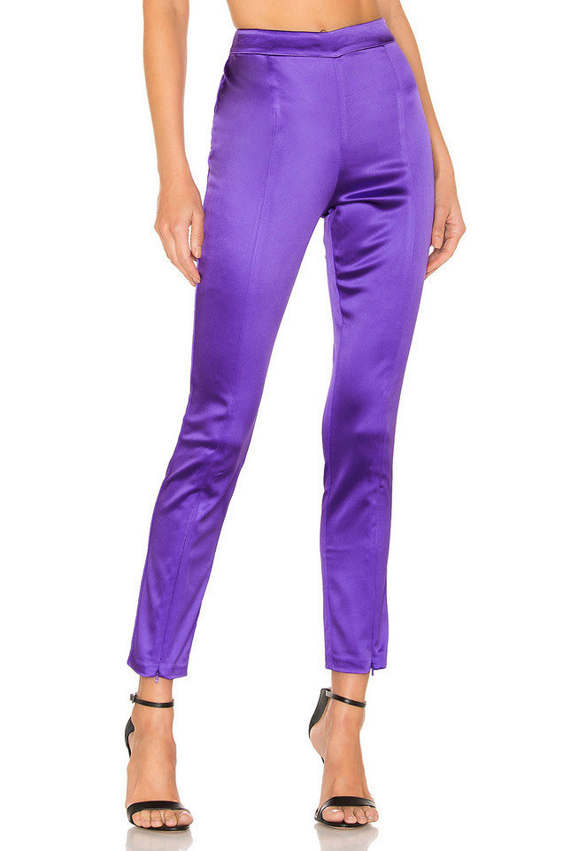 Cynthia Rowley Rush Pant in purple
