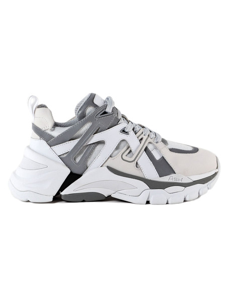 Ash Sneakers in silver / white