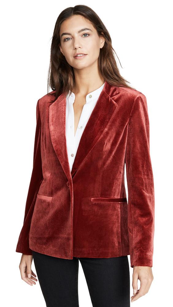 Yumi Kim Trail Blazer Jacket in brick