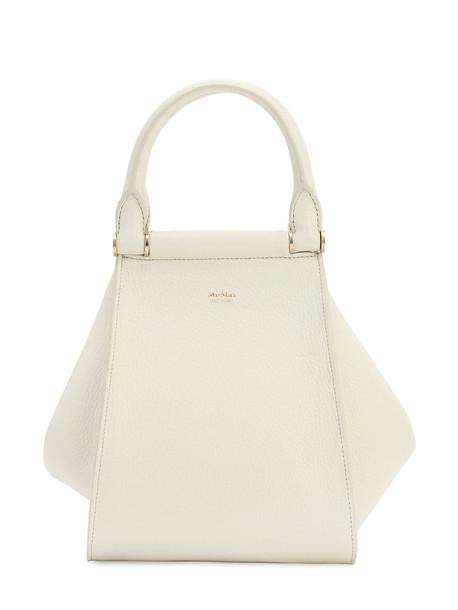MAX MARA Anita S Leather Top Handle Bag