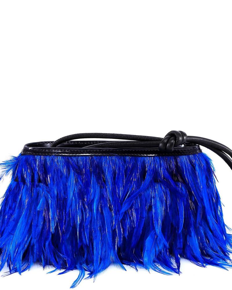 Dries Van Noten Clutch in blue