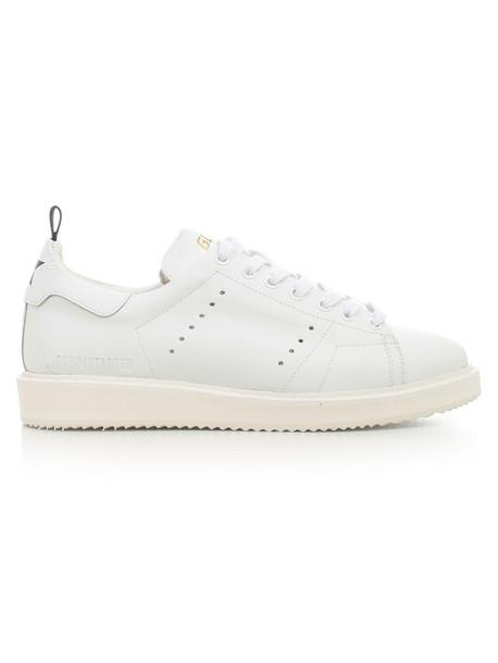 Golden Goose Sneakers in white
