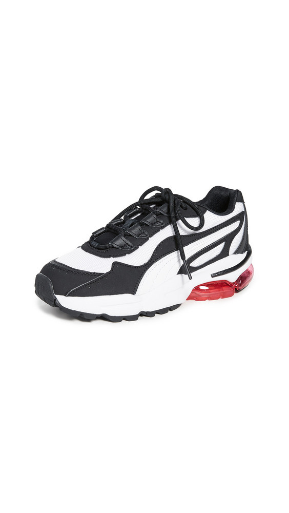 PUMA Cell Stellar Sneakers in black / white
