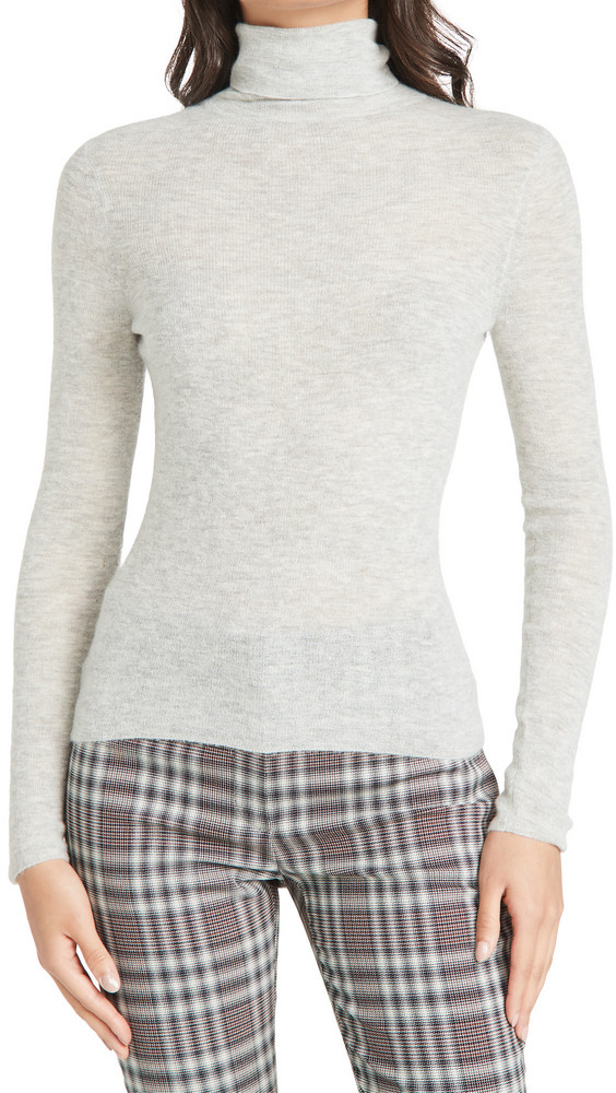 360 SWEATER Janelle Pullover in grey