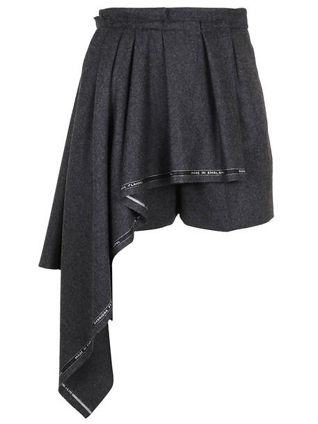 Alexander McQueen Pants in charcoal