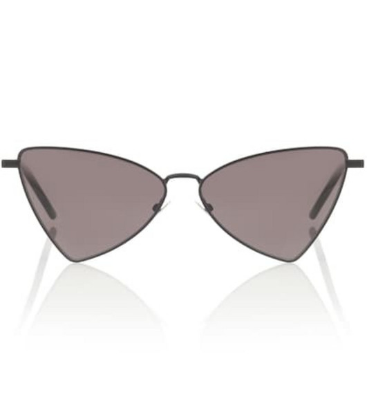 Saint Laurent New Wave SL 303 Jerry sunglasses in black