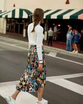 skirt,multi skirt