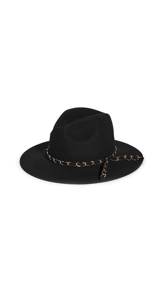 Eugenia Kim Virgina Hat in black