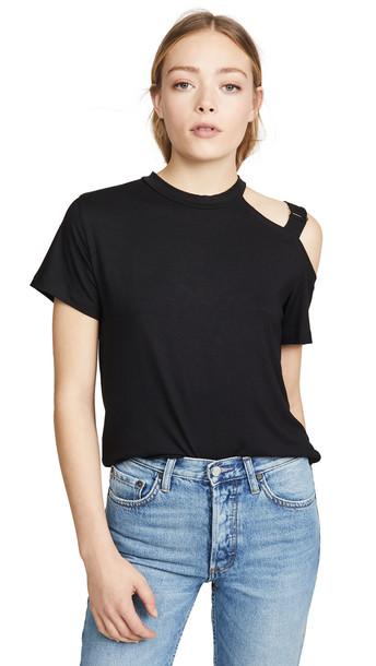 LNA Crystal Top in black