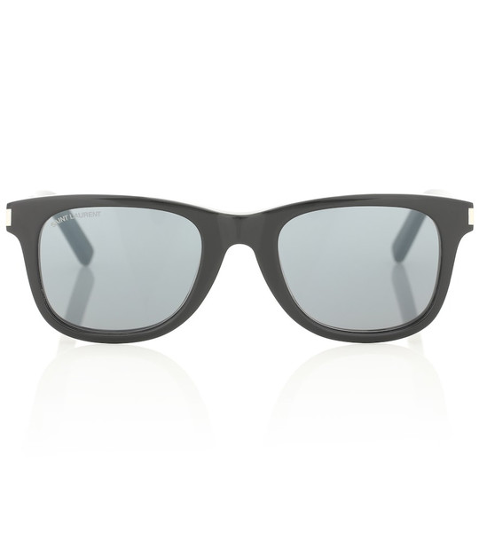 Saint Laurent SL 51 New Slim sunglasses in black