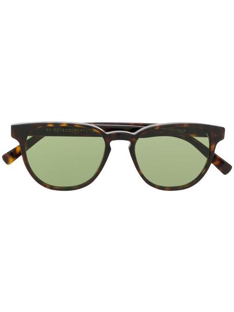 Retrosuperfuture Vero sunglasses in brown