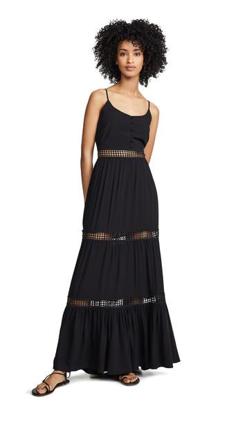 BB Dakota Jack by BB Dakota Sunshine of My Life Dress in black