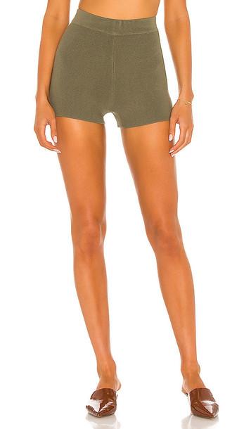 One Grey Day X REVOLVE Colette Mini Short in Green