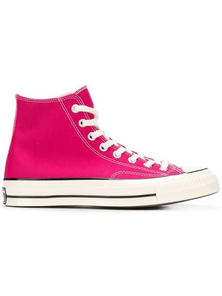 Converse Chuck 70 hi-top sneakers in pink