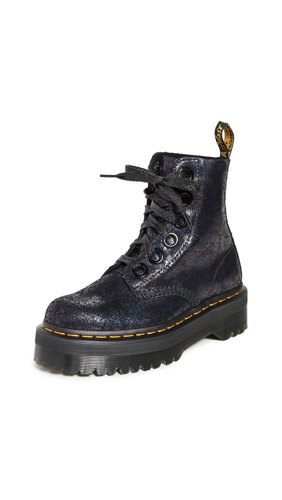 Dr. Martens Molly Boots in black