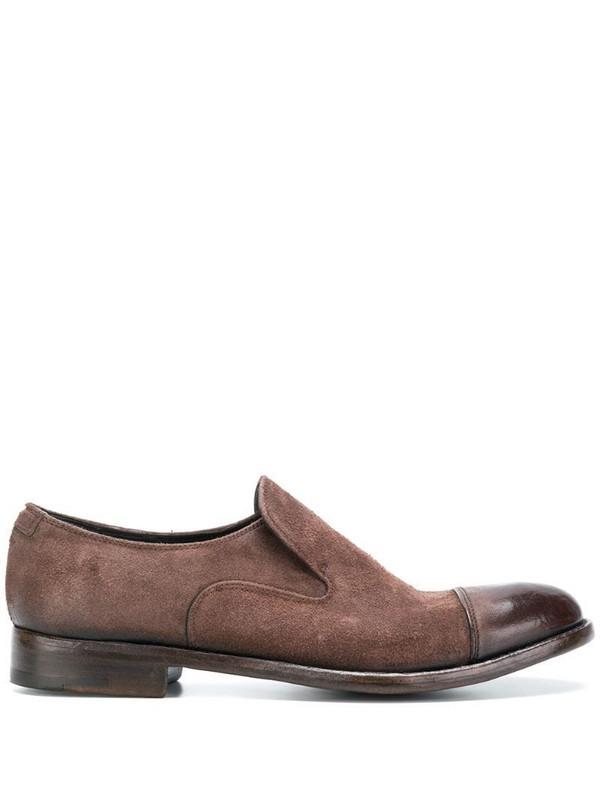 Alberto Fasciani Queen loafers in brown