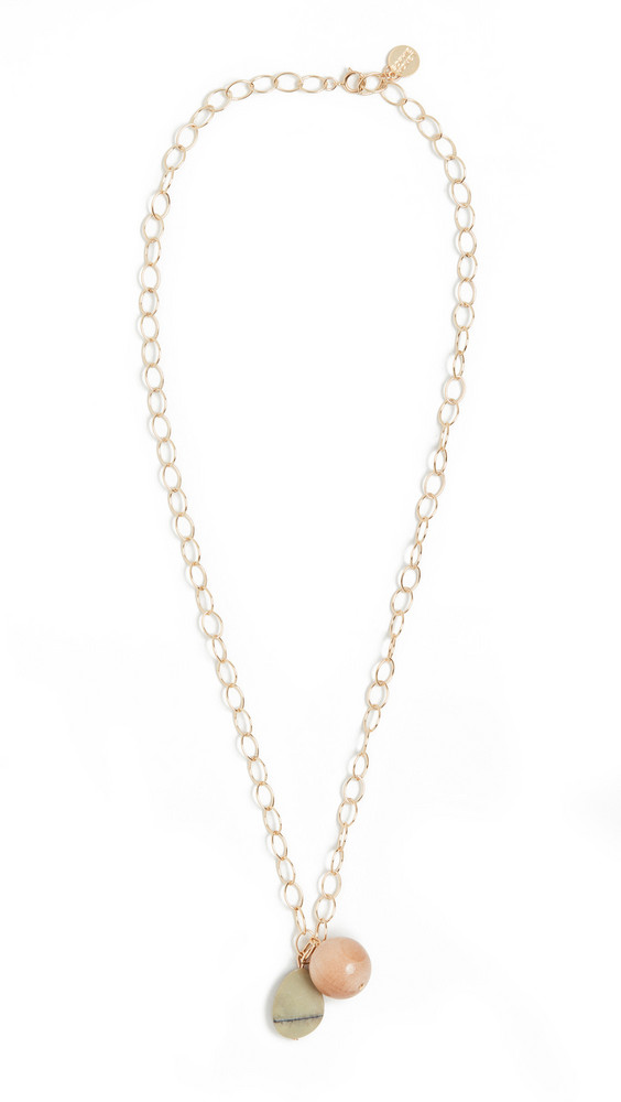 Sophie Monet Abbot Necklace in multi