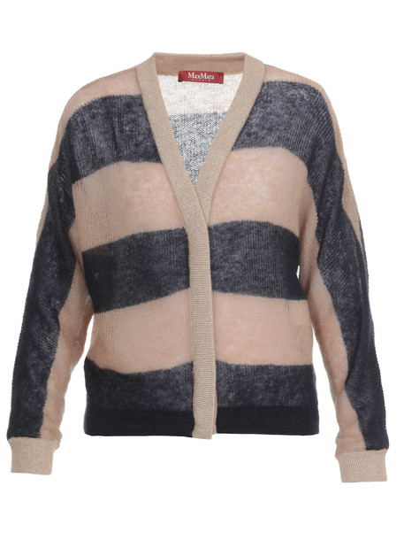 Max Mara Eligio Cardigan in blue
