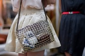 metallic clutch,bag,shoulder bag,metal mesh bag