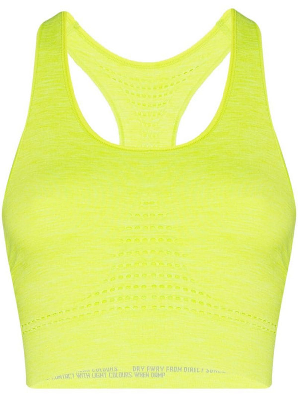 Sweaty Betty Stamina sports bra in green