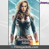 coat,avengers 4,brie larson,movie,celebrity,leather jacket,fashion,style,womenswear,lifestyle,mens  fashion