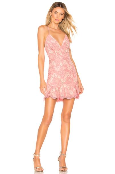 NBD Marilyn Dress in pink